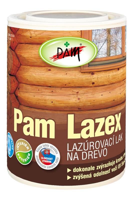 Pam Lazex Transparent 0,7L