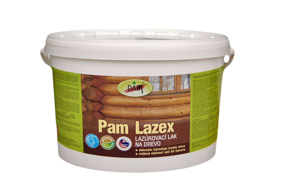 Pam Lazex Transparent 3L
