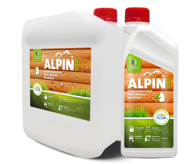 ALPIN SILK 1L