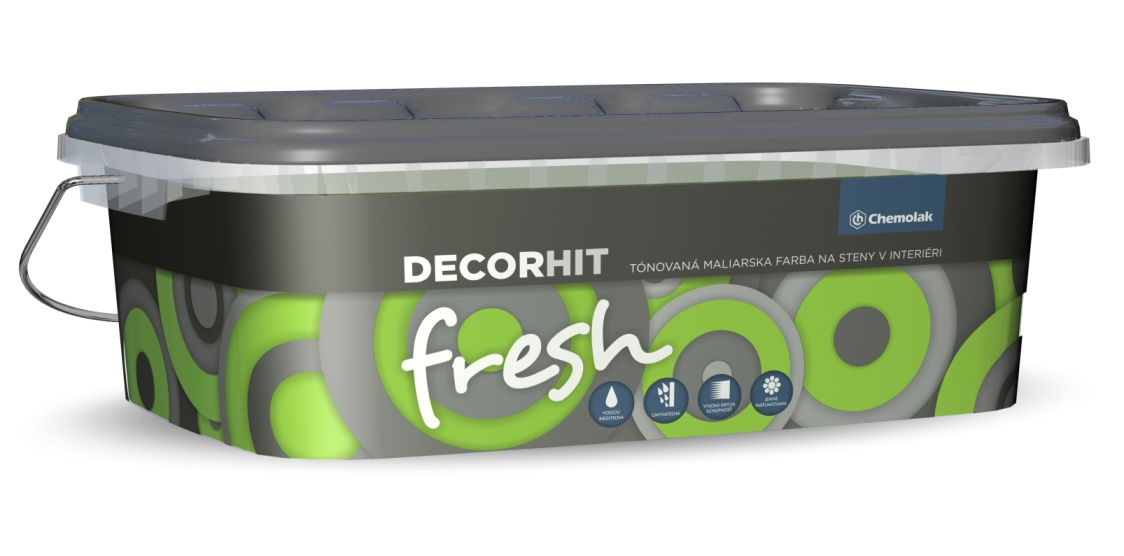 Decorhit Fresh Citrón 2,5L
