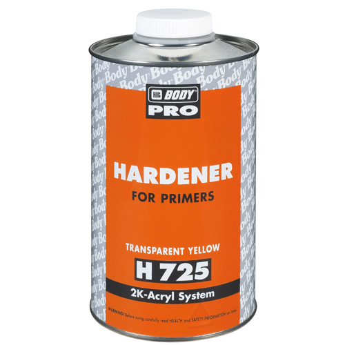 BODY Hardener 725 for primers 250ml