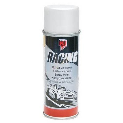 Racing striekací tmel šedý 400ml