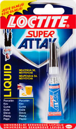 LOCTITE Superattak liquid 3g
