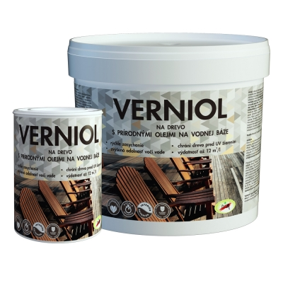 VERNIOL transparent 0,7L